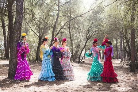 Vestido Errepe Flamenca