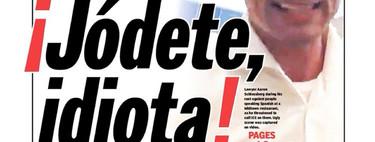 """""""Jódete, idiota"""": la portada que ilustra los problemas de EEUU para asimilar el idioma español"""