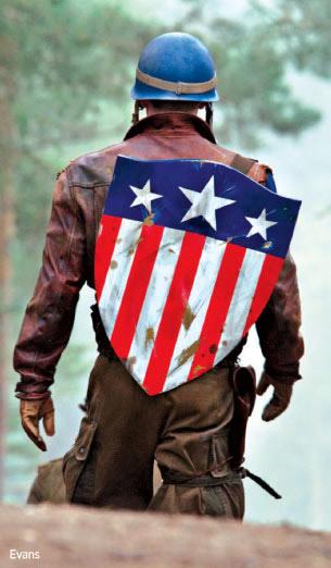 Foto de 'Captain America: The First Avenger', nuevas imágenes (4/7)