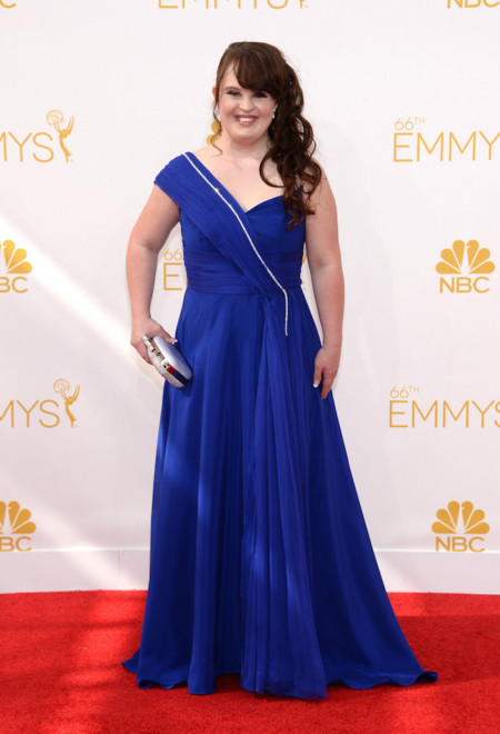 Jamie Brewer es la primera mujer con síndrome de Down en desfilar en Nueva York