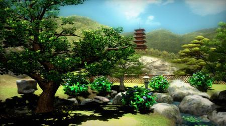 Haciendo de jardinero en la PS3
