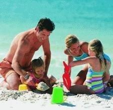 Las vacaciones son una terapia ideal