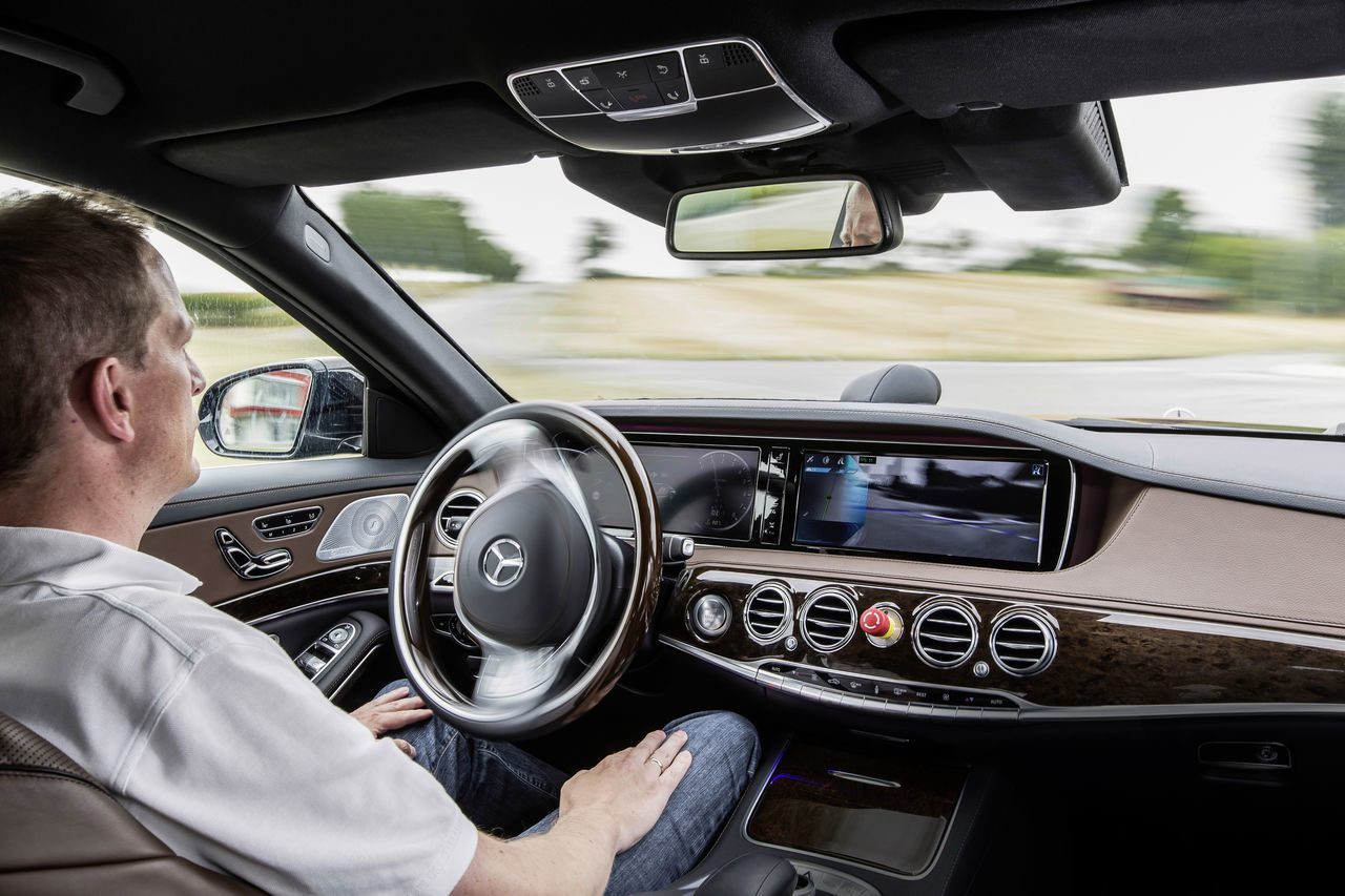 Mercedes Clase S 500 Intelligent Drive
