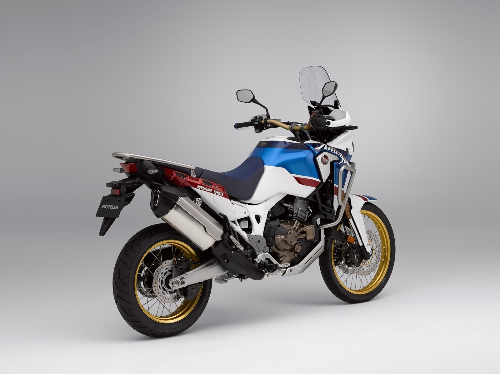 Foto de Honda CRF1000L Africa Twin Adventure Sports 2018 (23/30)