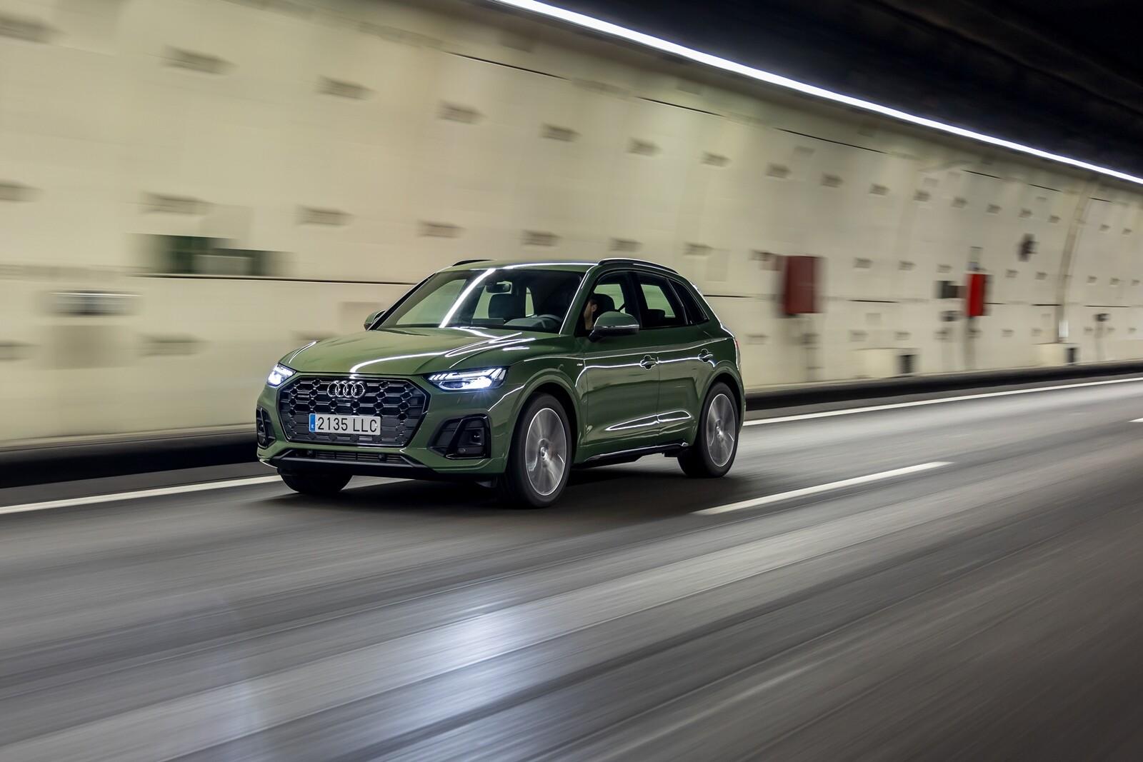 Foto de Audi Q5 2020, prueba (19/52)