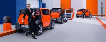 Así será el coche ideal para moverse con libertad en la ciudad del futuro