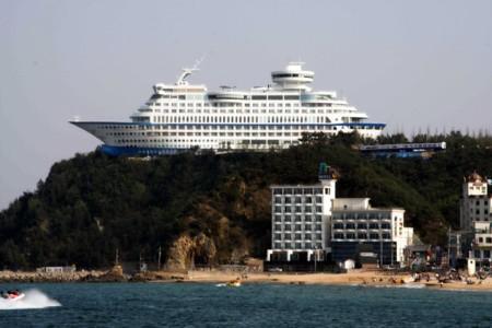 1 Korea Gangneung Jeongdongjin Sun Cruise Hotel 01