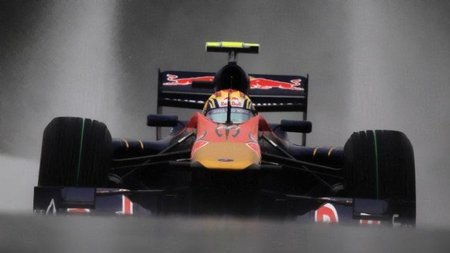 GP de Bélgica de Fórmula 1: Jaime Alguersuari sancionado por saltarse una chicane