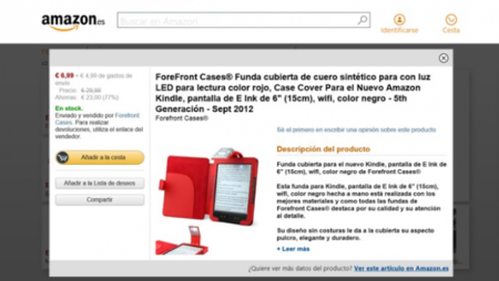 Amazon para Windows 8