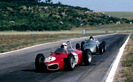 Giancarlo Baghetti Reims 1961