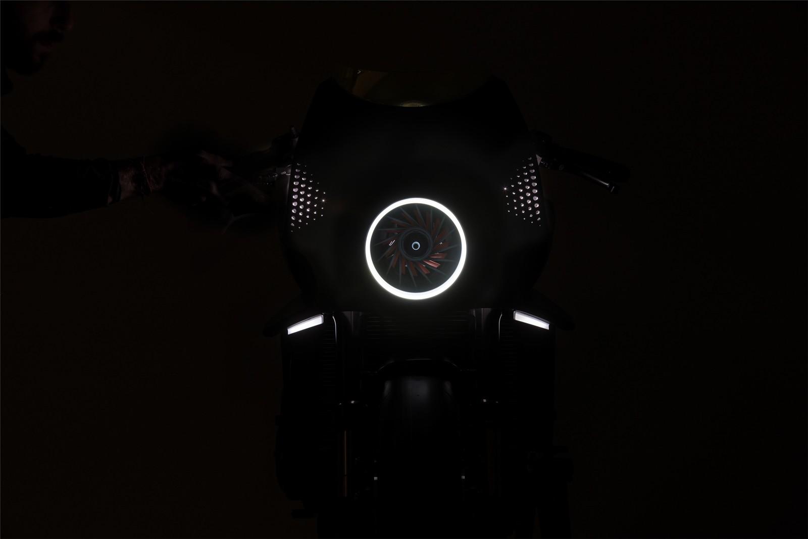 Foto de Honda CB4 'Interceptor' 2018 (11/19)