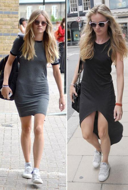 cressida bonas negro look calle it girl