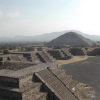 Una pirámide de Teotihuacán podría albergar una antigua, y muy importante, tumba