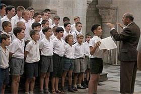 'Los chicos del coro' actuarán en Barcelona