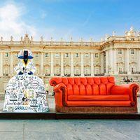 Madrid vuelve a llenar sus calles de coloridas meninas