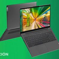Este potente portátil de trabajo tiene una configuración muy interesante y cuesta 100 euros menos en Amazon: Lenovo IdeaPad 5 15ITL05 por 699 euros