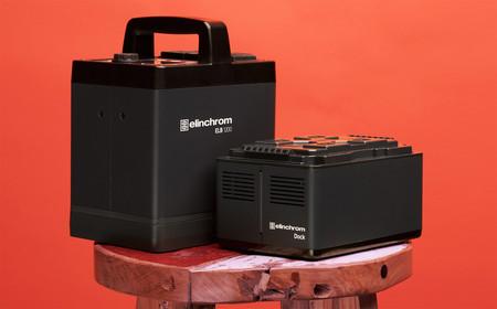 Elinchrom ELB 1200 Dock, una dock station diseñada para convertir el ELB 1200 en un generador de estudio standard