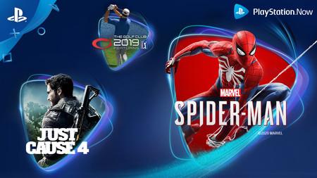 Marvel's Spider-Man y Just Cause 4 entre los juegos gratis que se unen hoy mismo a PS Now