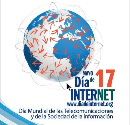 El 17 de mayo 2012 es el día de Internet