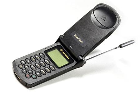 Teléfonos con Historia I: Motorola Startac