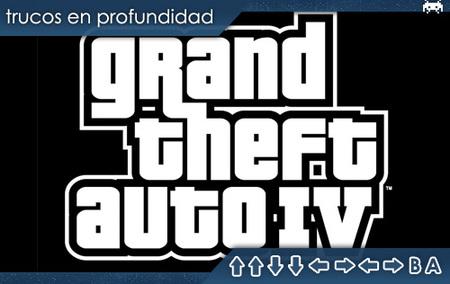 Trucos en profundidad: GTA IV