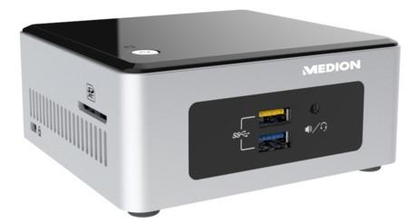 Los nuevos mini-ordenadores de Medion quieren conquistar tu salón