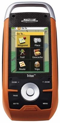 Magellan Triton GPS