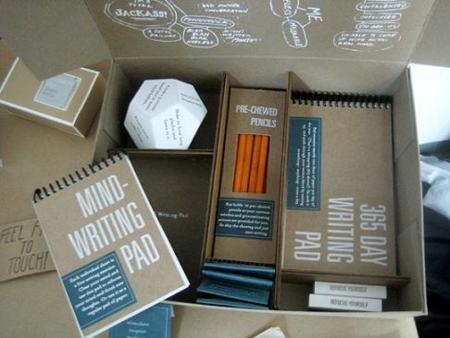 Kit para escritores frustrados (o bloqueados)