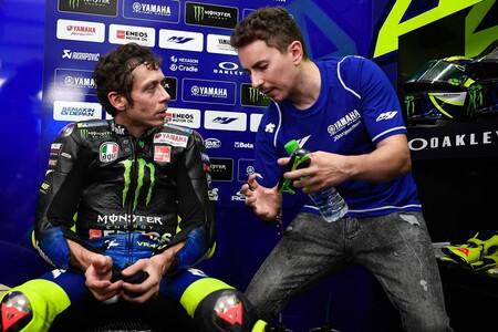 Lorenzo Rossi Yamaha Motogp 2021