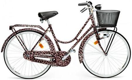 """Las bicicletas son para el verano, pero con el estilo  """"animalier"""" de Dolce &Gabbana"""