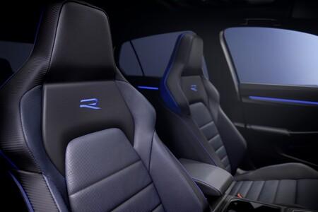 Volkswagen Golf R 2021 Interior Asientos