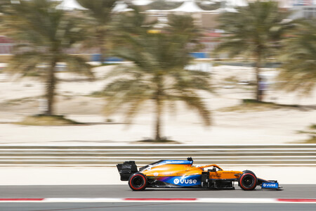 Ricciardo Sakhir F1 2021