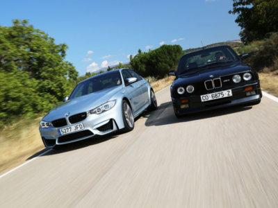 Siete curiosidades que tal vez no sabías del BMW M3