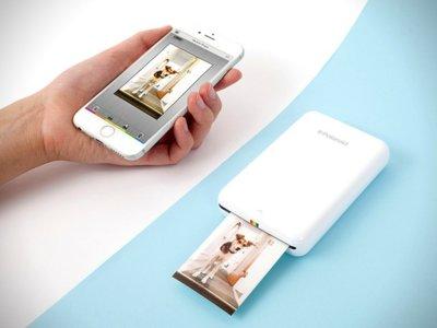 Con Polaroid Zip Instant Mobile Printer tendrás tus fotos favoritas impresas al momento