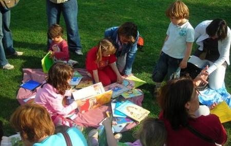 Festival Cultural de la Infancia: Petits! Grans! Llibres!