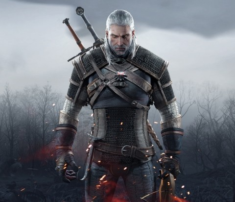 ya es hora de jugar, ha llegado The Witcher 3  Wild Hunt