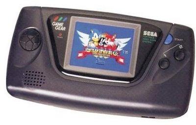 Nintendo 3DS rescatará clásicos de la Game Gear