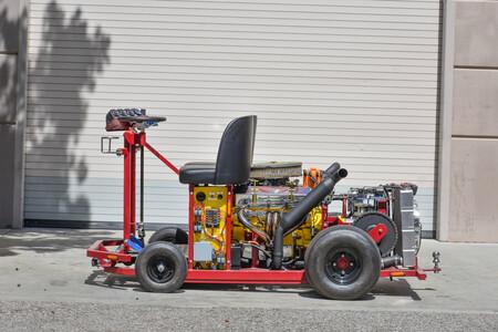 Go Kart Chevrolet V8 7