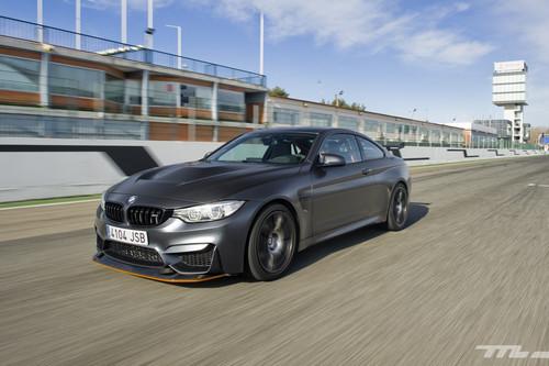 Probamos el BMW M4 GTS casi a fondo: exprimir estos 500 CV exige muchas manos