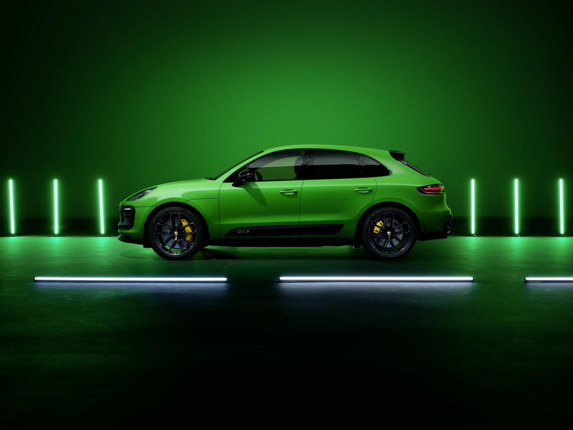 Foto de Porsche Macan 2022 (22/59)