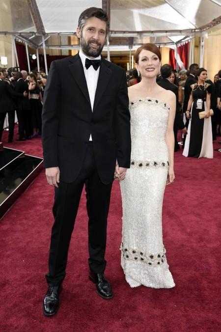 Julianne Moore y Bart Freundlich