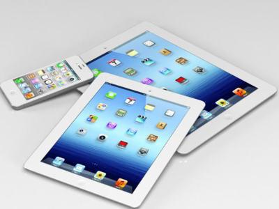 Los nuevos iPad llegarán en abril, y el iPhone 5S en agosto