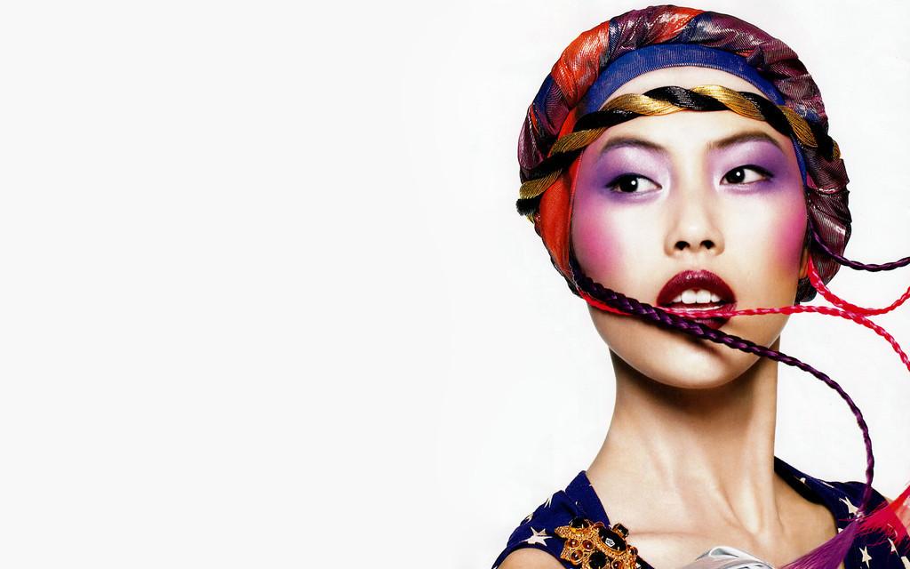 Foto de Liu Wen, una modelo china haciendo historia (14/20)