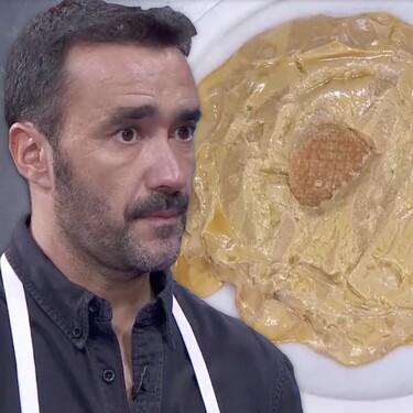 Masterchef Celebrity 6: Juanma Castaño supera al 'León come gamba' con este plato (por llamarlo de alguna manera)