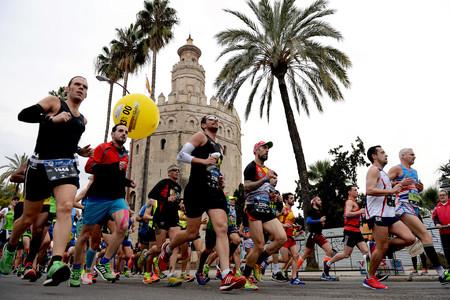 Entrenamiento de 12 semanas para la maratón de Sevilla 2019: prepara tus primeros 42 kilómetros