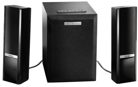 Hercules presenta sus nuevos altavoces multimedia 2.1 GLOSS Bluetooth