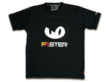 Faster: las camisetas de Fernando Alonso y David Cantollá