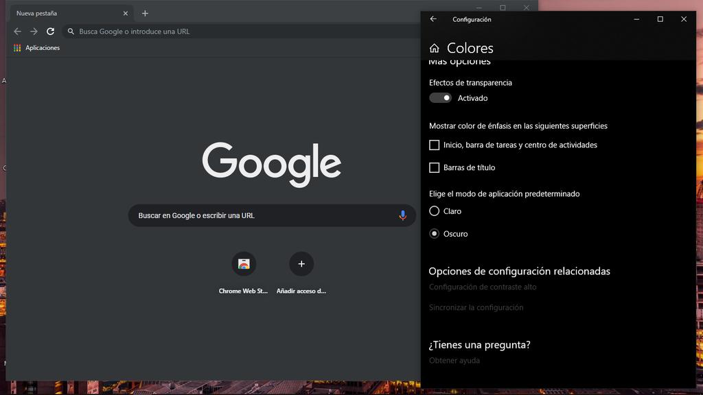 Google actualiza Chrome℗ Canary: se pulen los fallos en el Modo Oscuro preparando su llegada a Chrome℗ Beta