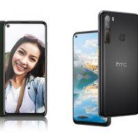 HTC U20 5G y Desire 20 Pro: el regreso de HTC es con dos ataques para la gama media-alta con 5G y 5,000 mAh como atractivos