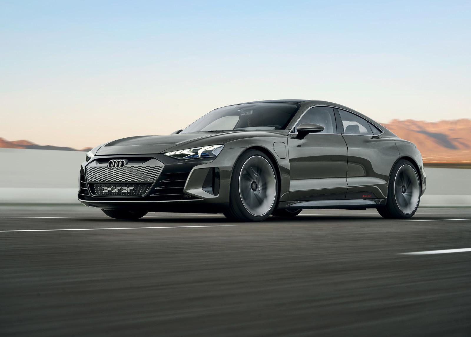 Foto de Audi e-tron GT concept 2018 (27/55)